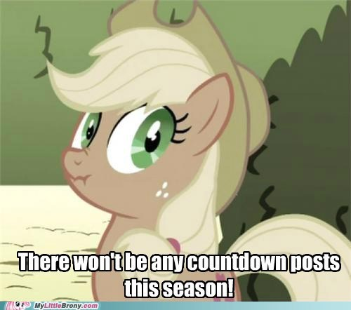 applejack,lies,appliejack,countdowns