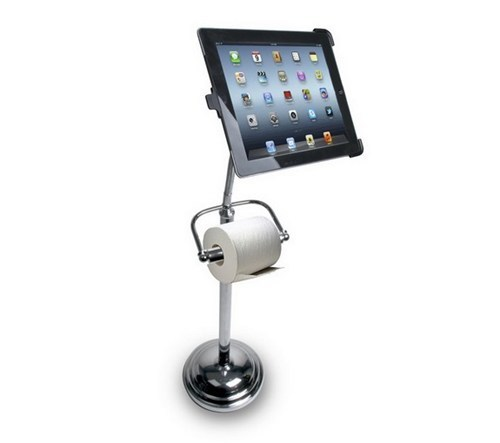 ipad toilet paper bathroom handy - 7168675584