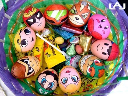 easter,design,nerdgasm,video games