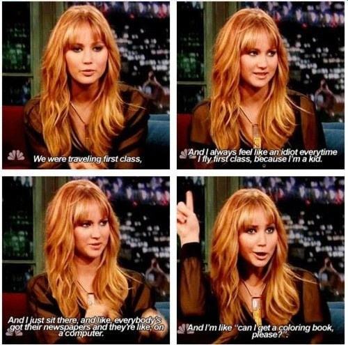 jennifer lawrence,interview