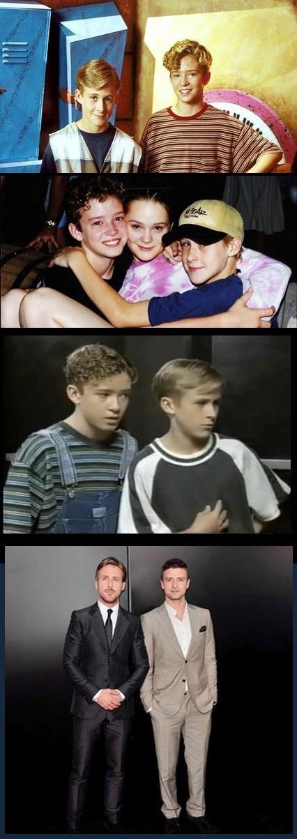 BFFs Ryan Gosling Justin Timberlake - 7168713216