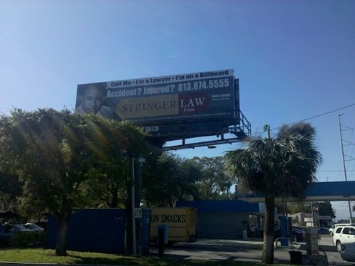 billboards signs Lawyers - 7168820480