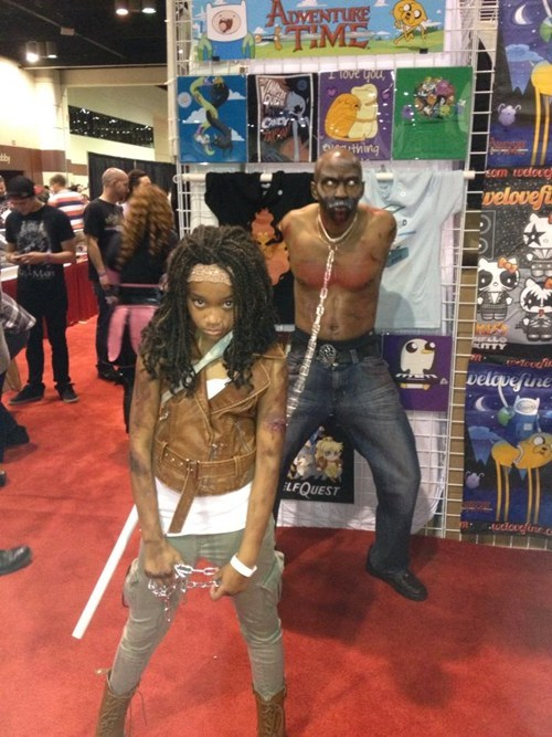 cosplay TV The Walking Dead win - 7169037568