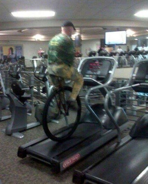 gym unicycle dangerous