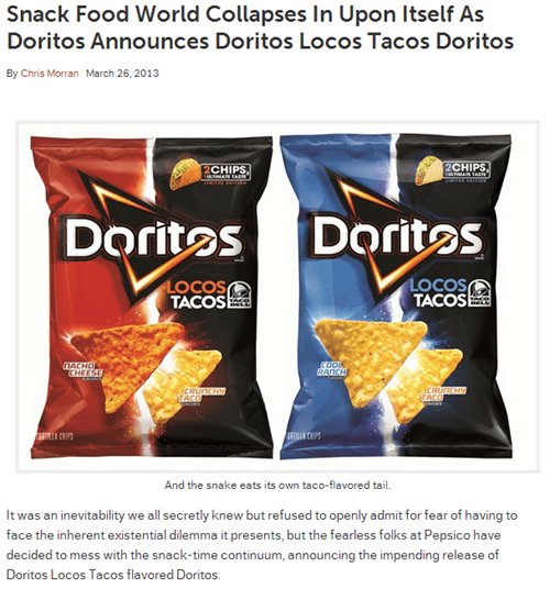 taco bell doritos food monday thru friday g rated