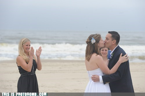 romance beach wedding - 7169235712