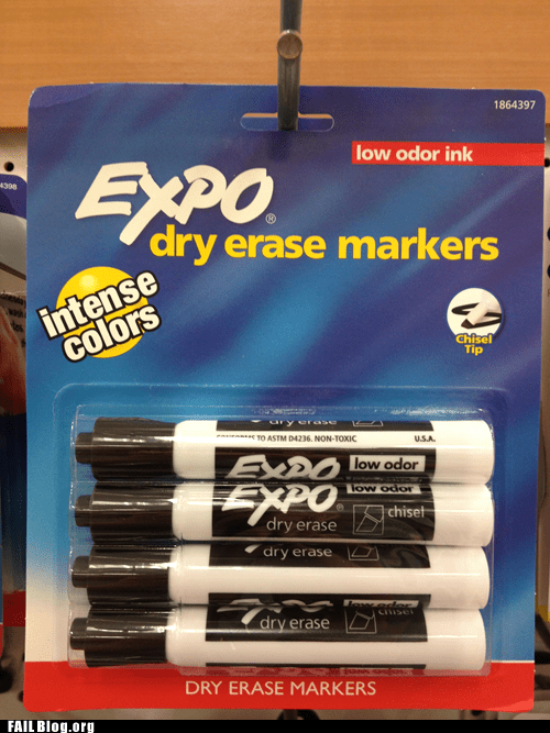 advertising color markers - 7169706752