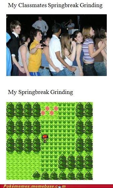 dancing Pokémon grinding college - 7170486528