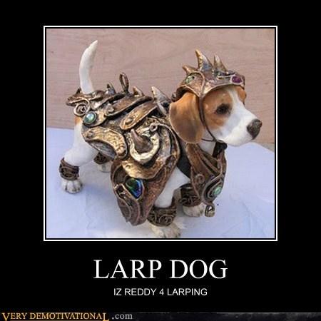 Larp armor dogs - 7170542592