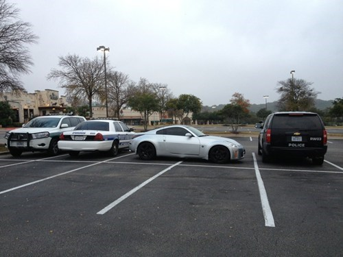douchebag parking police - 7170678528