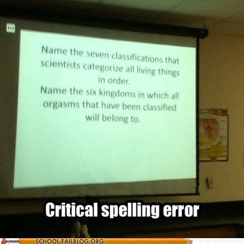 error,oops,spelling