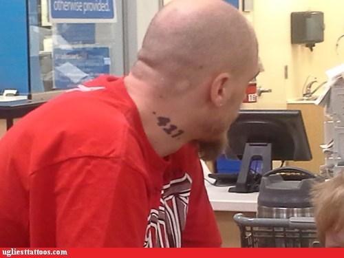 area codes neck tattoos gangstas - 7170844928