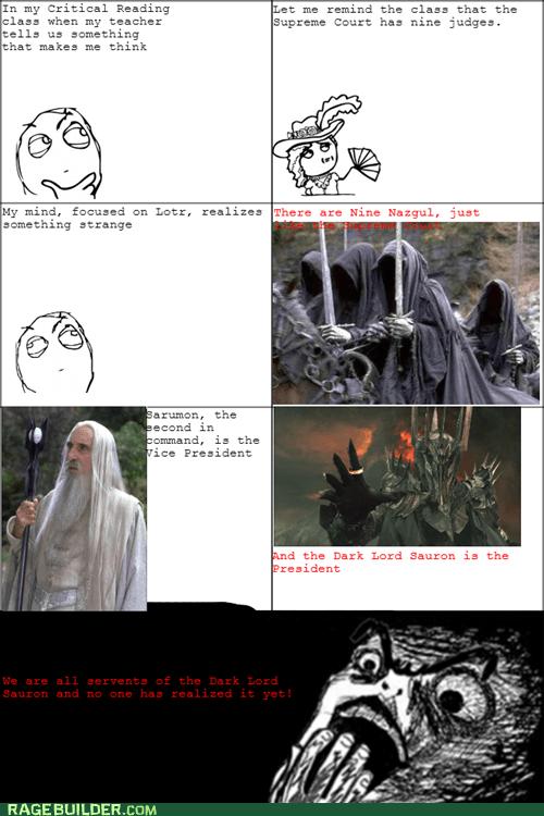 We are all Uruk-Hai!
