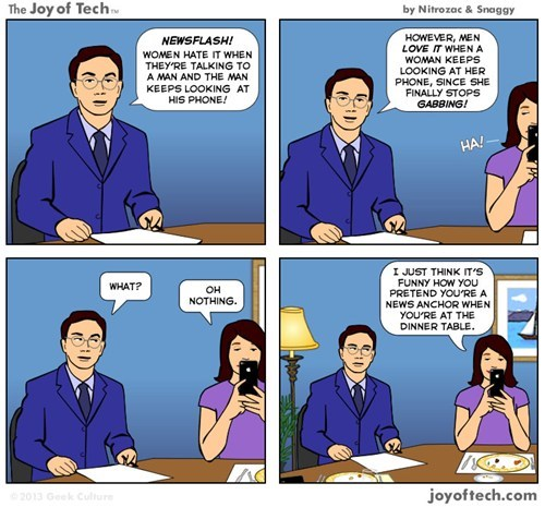 comics pet peeves joy of tech - 7173234688