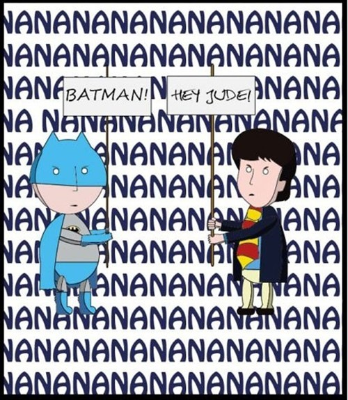 the Beatles,lyrics,paul mccartney,batman