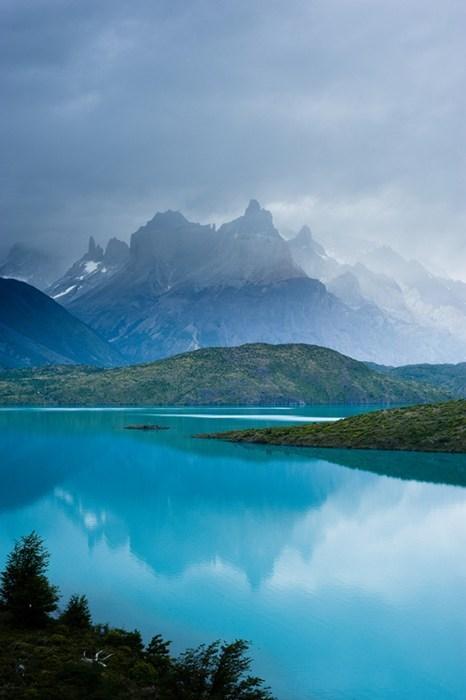 landscape lake - 7174086912