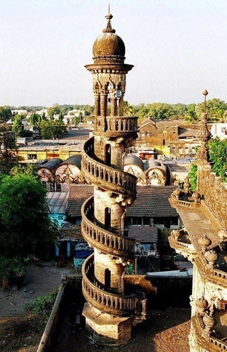 tower architecture india destination WIN! g rated - 7174088704