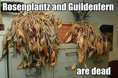 plants,english,rosencrantz and guildenstern are dead