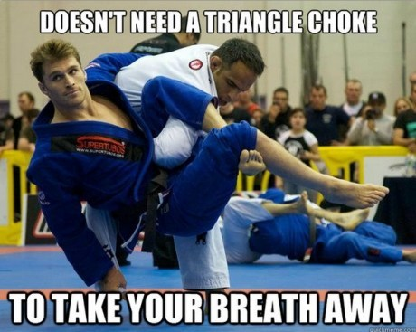 choke,Ridiculously Photogenic Jiu-Jitsu Guy,breath