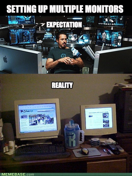 computers,expectations vs reality,iron man