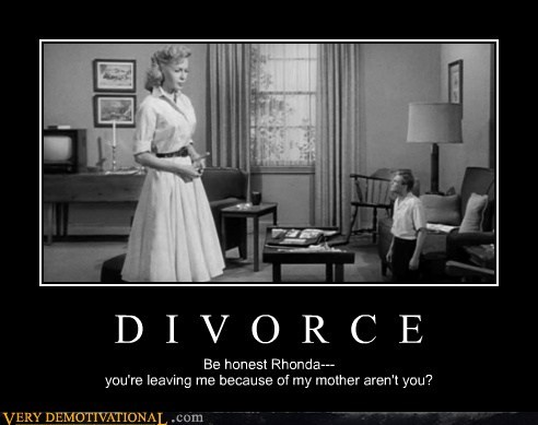 tiny unfortunate husband divorce