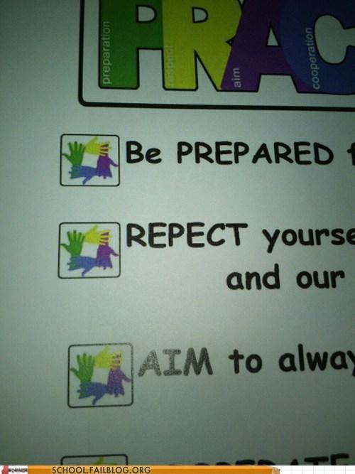 school,poster,spelling