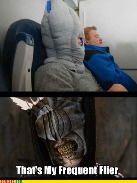 sauron planes creepy sleeping - 7182299648