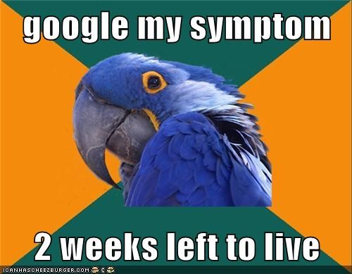 web md fatal Paranoid Parrot - 7182318848