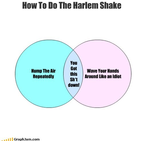 instructions How To harlem shake