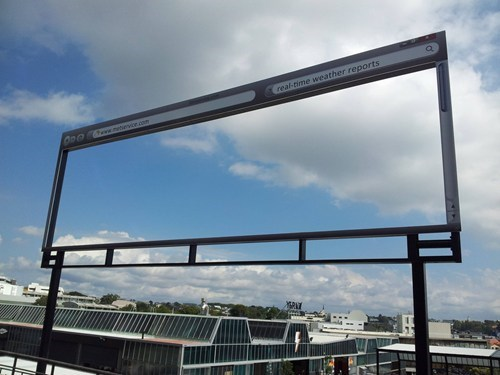 billboards signs weather - 7183850752
