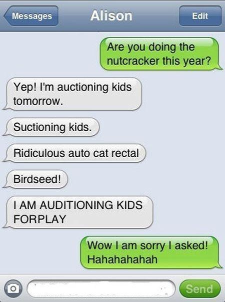 autocorrected iPhones why - 7183984384