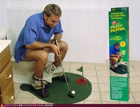 wtf golf toilets - 7184142592