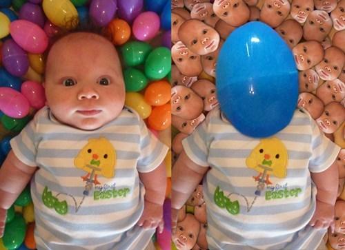 Child - Easter Caster