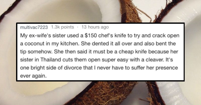 people share stories of the rudest guests ever