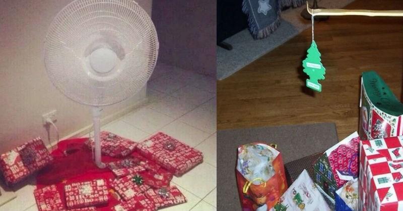 christmas FAIL lazy decoration ridiculous holidays - 7185413