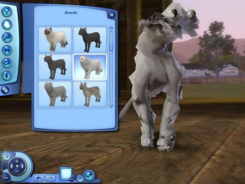 wtf Cats The Sims animals - 7185673728