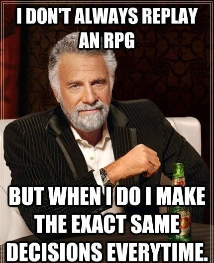RPG the most interesting man in the world Memes - 7185932288