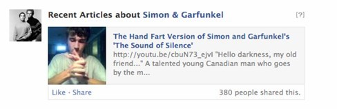 Simon and Garfunkel,hand farts,classy,Music,g rated