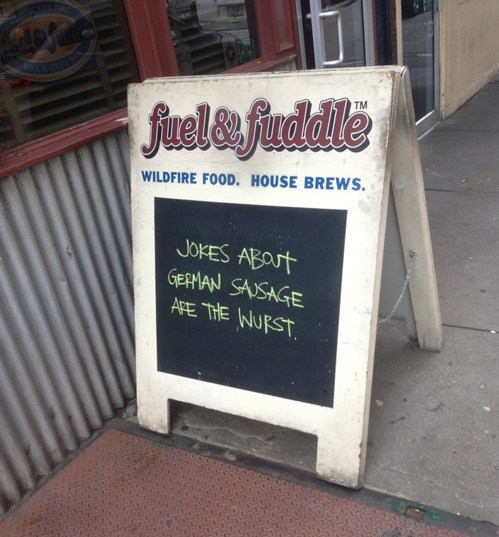 jokes signs bratwursts - 7186366720
