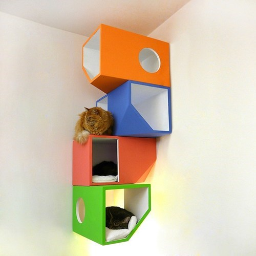 cat house,design,Cats