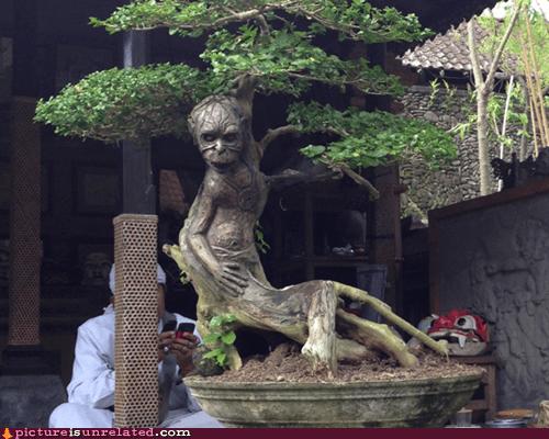 trees wtf art monster - 7187160576