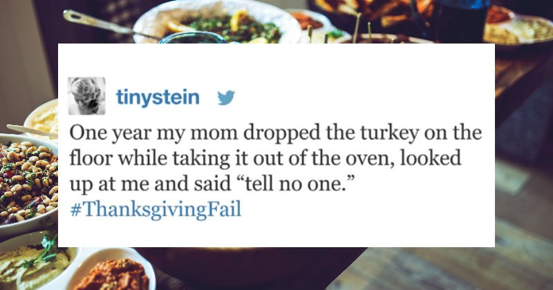 twitter FAIL thanksgiving cringe social media ridiculous - 7187205