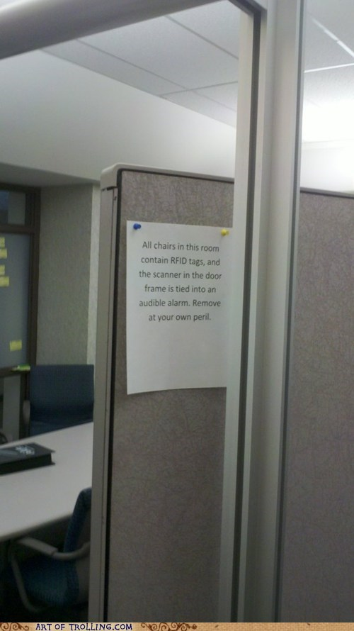 furniture cubicle Office passive aggressive