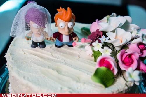 cake cake toppers futurama - 7193839616