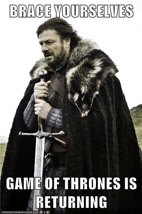 brace yourself Game of Thrones - 7194002432