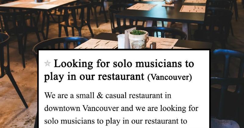 Music restaurant food cheap money - 7195141