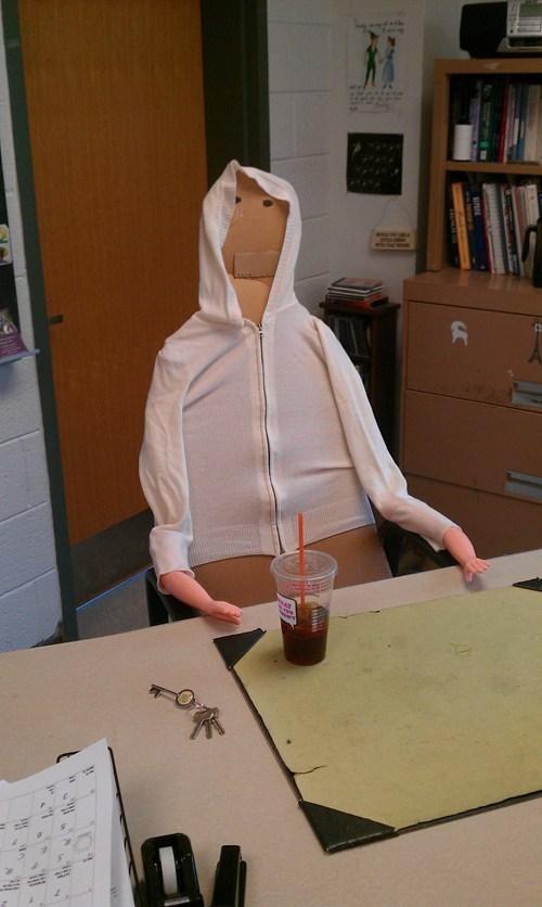 trolling,hoodies,cardboard
