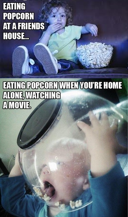 Home Alone,movies,Popcorn
