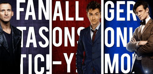 10th doctor 11th Doctor doctor who 9th doctor - 7197521152