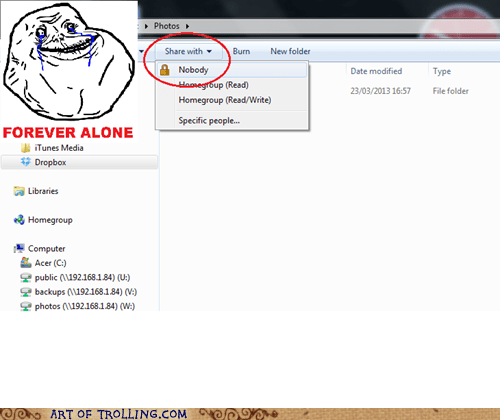 forever alone my documents - 7197937664